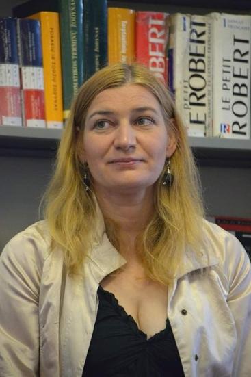 Giedrė Kazlauskaitė