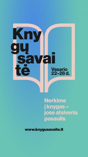 Knygų savaitėje – mūsų autoriai Alvydas Valenta ir Tadas Žvirinskis