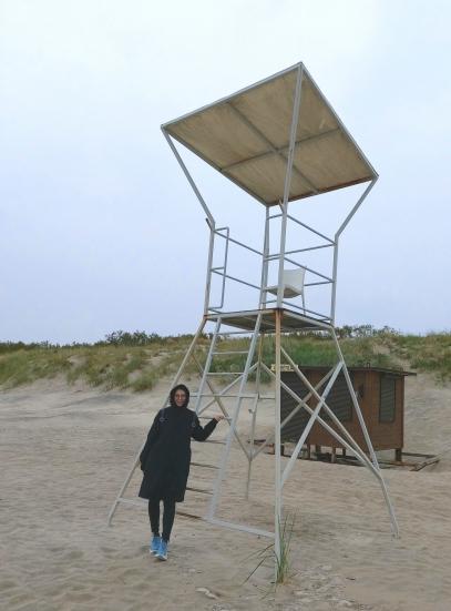 LS'21. Dailininkė Felicija Dudoit: geriausia kurti vienatvėje
