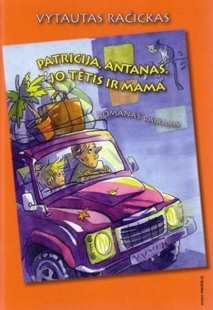 Patricija, Antanas, jo tėtis ir mama