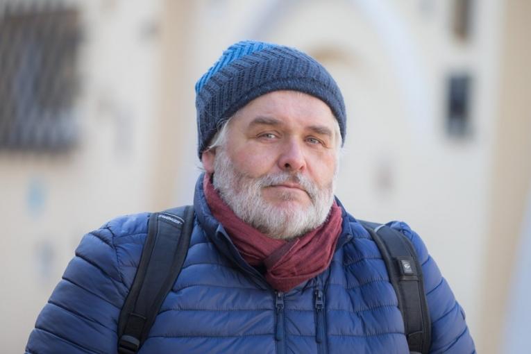 """Romaną apie 1990-1991 metus parašęs T. Žvirinskis: """"Nagrinėjau skausmingus pokyčius"""""""